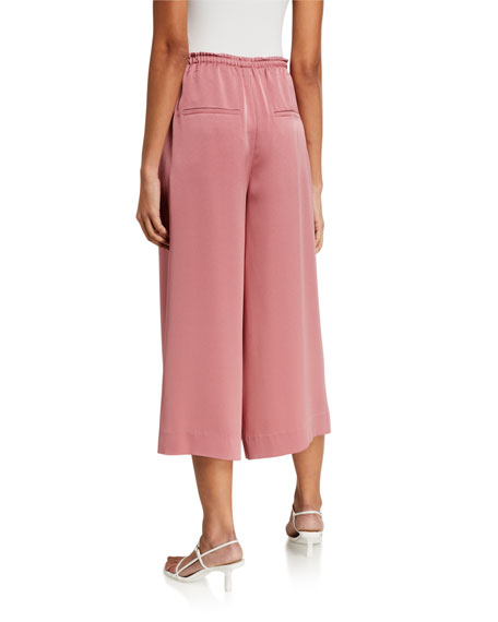 Image 2 of 3: Vince Pull-On Culotte Pants
