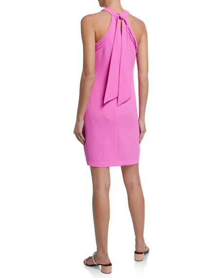 Image 2 of 2: Trina Turk Magical Crepe Halter Dress