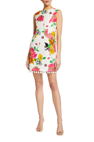 Trina Turk Light Sleeveless Dress