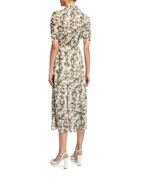 Nanette Lepore Retro Hawaii Dress