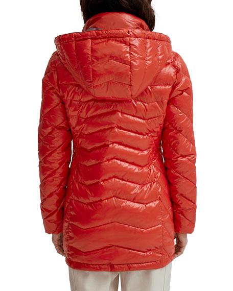 NOIZE Claire-S Lightweight Puffer Jacket
