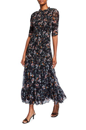 Veronica Beard Gabi Maxi Dress