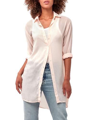 Gypsy Convertible Shirtdress