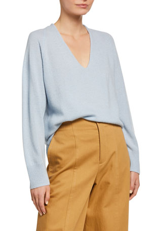 Vince Marled V-Neck Sweater