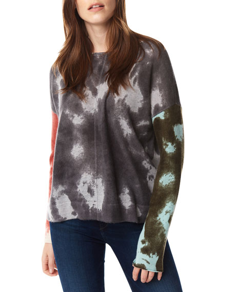 Image 1 of 4: Lisa Todd Pop Art Cashmere Sweater