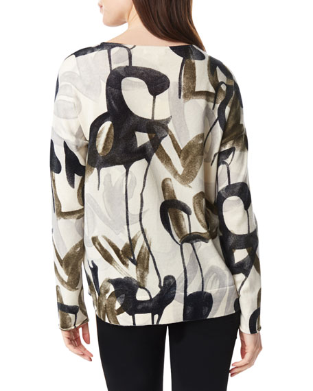 Image 3 of 3: Lisa Todd Love Letters Sweater