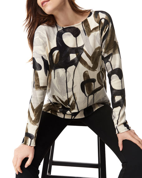 Image 1 of 3: Lisa Todd Love Letters Sweater