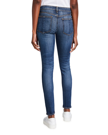 Image 2 of 3: Rag & Bone Cate Mid-Rise Skinny Jeans