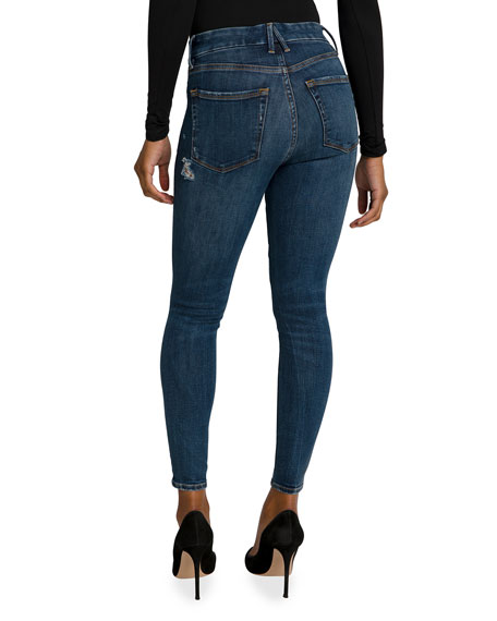 Image 2 of 4: Good American Good Legs Ankle Jeans - Inclusive Sizing