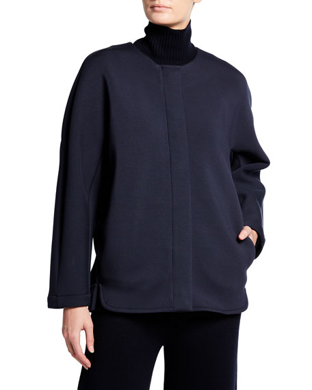 Image 2 of 3: Max Mara Leisure Giorno Zip-Front Jacket