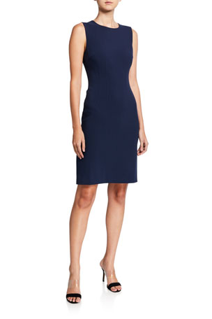 Kobi Halperin Shai Sleeveless Sheath Dress