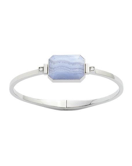 Ringly Boardwalk Activity Tracker Smart Bracelet, Blue