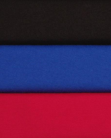 Rolled-Sleeve Tunic, Petite