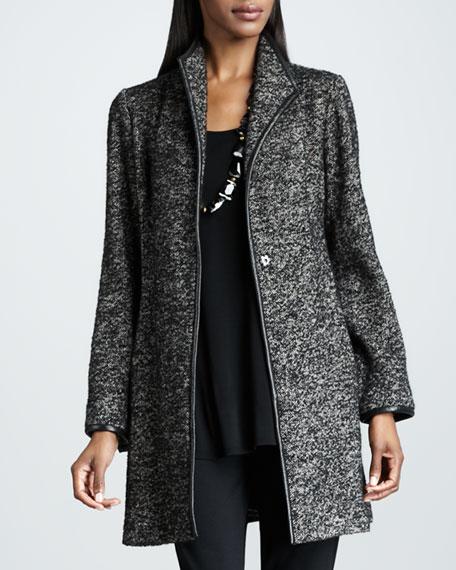 Speckled Tweed Jacket, Women's