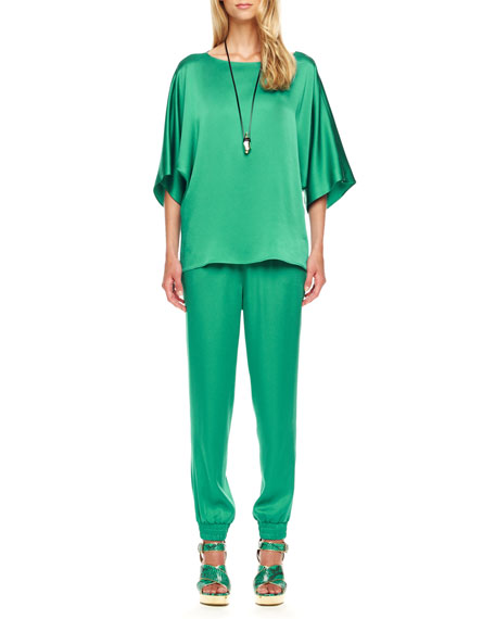 Charmeuse Pajama Pants