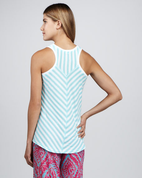 Stuart Striped Tank