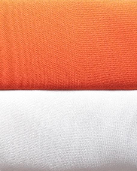Half-Sleeve Half-Placket Top