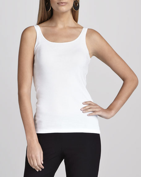 Organic-Cotton Tank, Women's