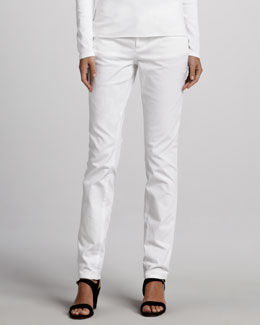 Eileen Fisher Straight-Leg Jeans, Women's