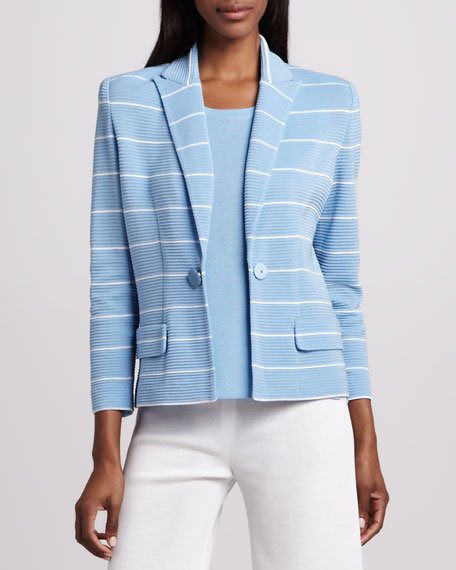 Kyle Striped Jacket, Women's