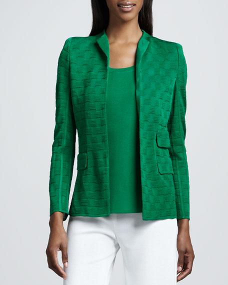 Lilly Textured Jacket, Women's