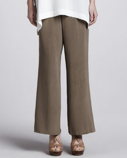 Go by Go Silk Silk Pants, Women's
