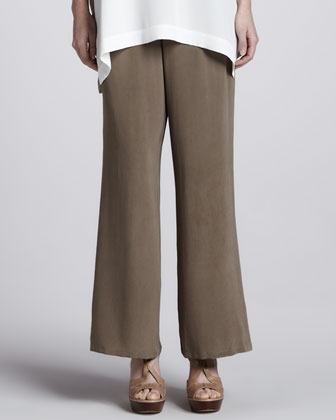 Silk Pants, Women's