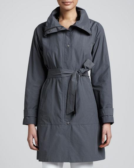 Weather-Resistant Coat, Petite