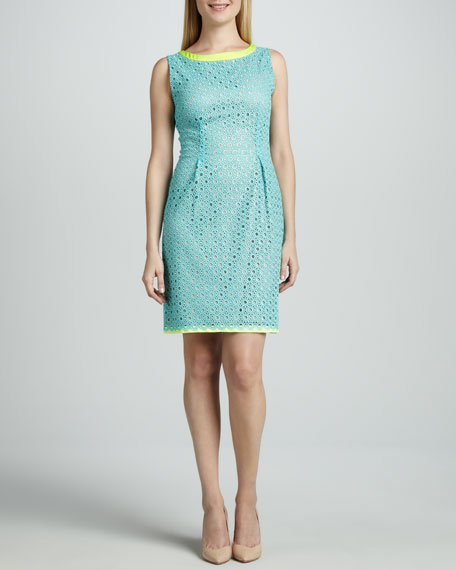 Holly Eyelet Dress