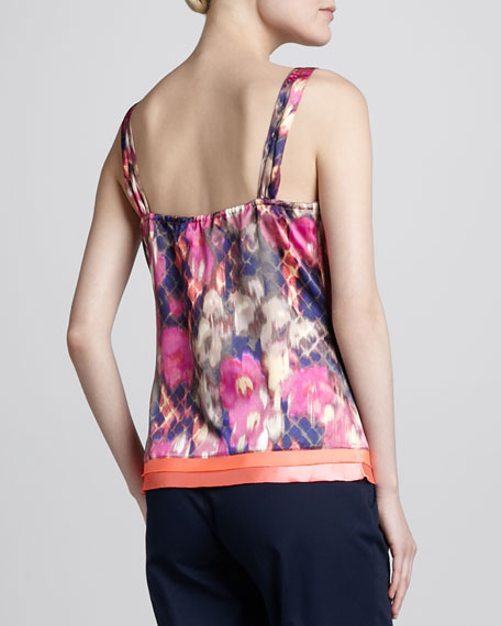 Sandrina Sleeveless Blouse