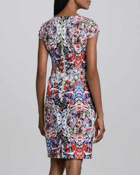 Skyler Printed Dress