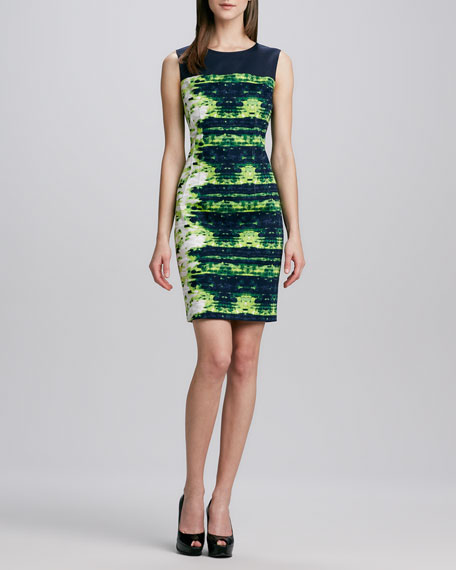 Hampton Splash Emory Dress