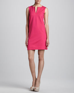 kate spade new york keri sleeveless shift dress