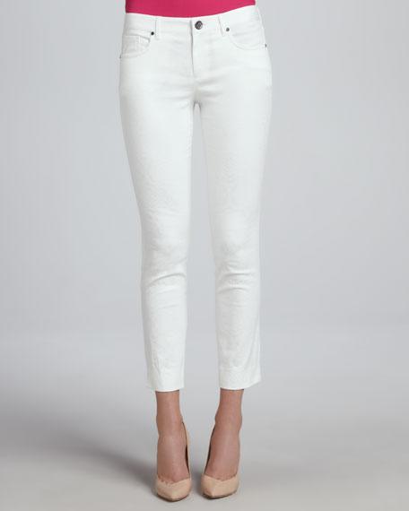 Ramona Cropped Slim Jeans