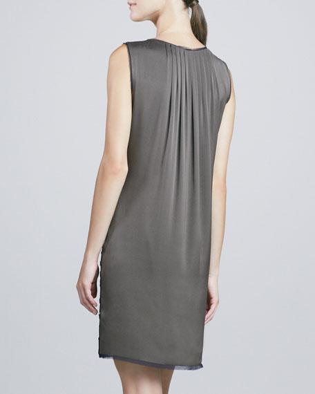 Katja Sequined Shift Dress