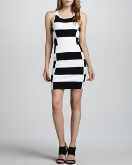 Parker Leigha Striped Dress