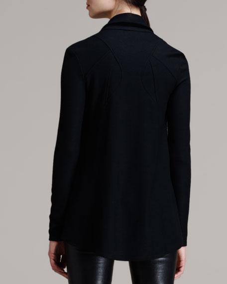 Sonar Wool Shawl Jacket