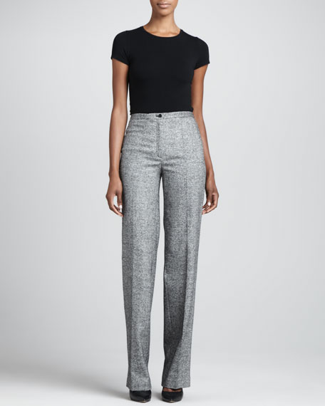 Samantha Donegal Tweed Pants