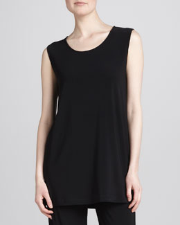 Caroline Rose Tunic-Length Tank