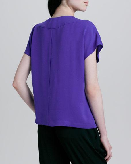 Short-Sleeve Top