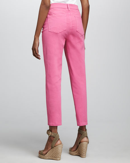Audriana Skinny Ankle Jeans, Petite