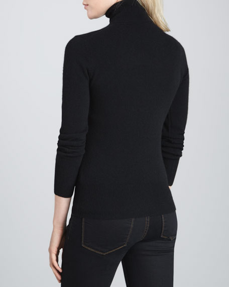 WOMENS L/S TURTLENECK
