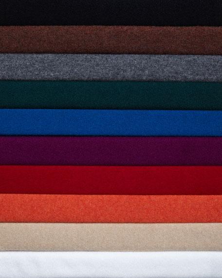 CLASSIC LS T-NECK DRESS
