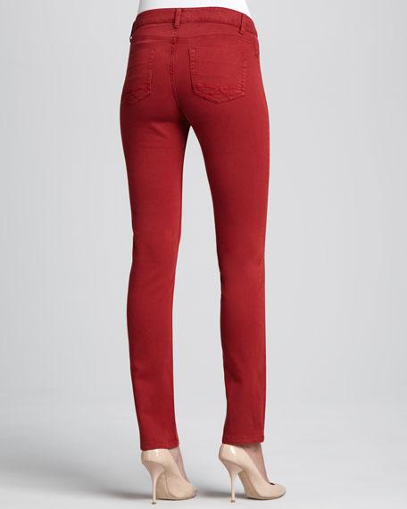 Sevilla Twill Sophia Skinny Jeans