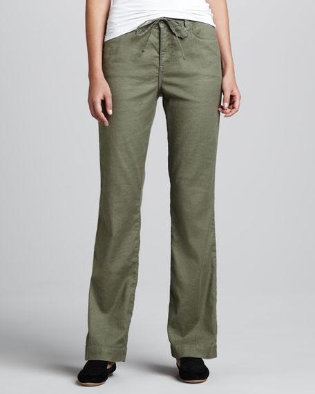 Linsey Wide-Leg Pants, Women's
