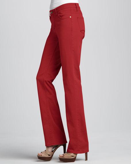 Sevilla Twill Emma Flare Jeans