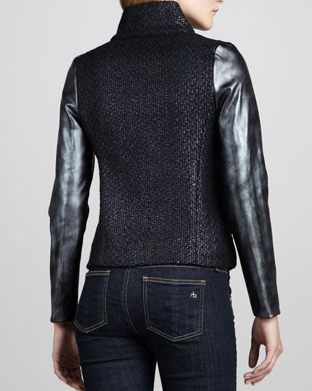 Yoko Boxy Combo Jacket