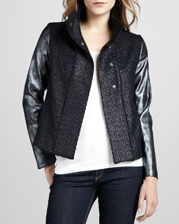 Generation Love Yoko Boxy Combo Jacket