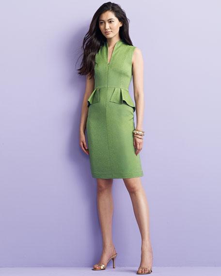 Chelle Peplum Dress