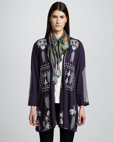 Cynthia Duster Cardigan, Women's